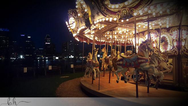 Carousel, Baltimore Inner Harbor